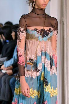"forlikeminded: "" Valentino | Paris Fashion Week | Spring 2017 "" Haute couture blog"