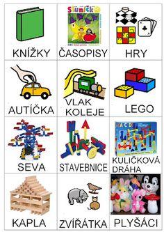 piktogramy Aurora, Album, Occupational Therapy, Montessori, Language, Adhd, Kids Rugs, Jin, Activities