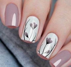 Spring gel nails are beautiful and elegant. They are suitable for many sets, especially for the spring looks. Spring gel nails are beautiful and elegant.[Read the Rest] → # nails spring Gorgeous Gel Nail Designs for Spring 2020 Cute Spring Nails, Spring Nail Art, Nail Designs Spring, Nail Art Designs, Nails Design, Pedicure Designs, Spring Design, Fall Nails, Popular Nail Designs