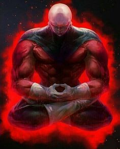 Rage silencer holding and conscetrating ones hate or their own to not be detected They drop from hate to rage to hide and they are infinity red Jiren The Gray, Mega Anime, Fanarts Anime, Dragon Ball Gt, Anime Comics, Fan Art, Superman, Anime Fight, Arkham Knight