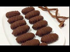 5 Dakikada 4 Malzemeyle Nefis Çikolatalı Bonbon - YouTube