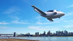 Park Your Private Jet In Your Own Backyard With This New Aircraft Concept - Forbes