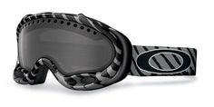 Oakley Shaun White Signature A Frame Goggle Highlight Black Grey Dark Gray OS -Kids by Oakley. $96.00. Now your kiddo can really see in black and white with the Oakley Shaun White A Frame Goggles. No gray areas here, these goggles adapt to their needs for full protection! Bottom line: A vision of happiness!. Save 20%!