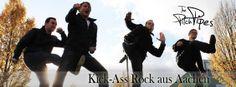 Kick-Ass-Rock aus Aachen
