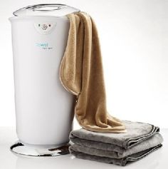 Brookstone Towel warmer. This changed my life. Don't attempt to survive winter without it. Best gift ever!