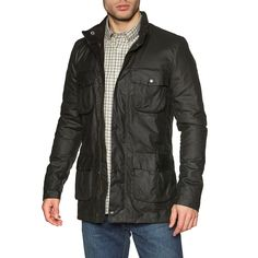 Buy Barbour Corbridge Men's Wax Jacket - Olive | Country Attire the UK's leading British Fashion retailer! Free delivery options available* Mens Wax Jackets, Smart Casual Attire, Barbour Mens, Hooded Bomber Jacket, Country Attire, Go Fit, British Style, British Fashion, Types Of Jackets