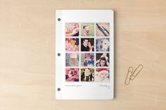 A Year in My Life Day Planner, Notebook, or Addres... | Minted