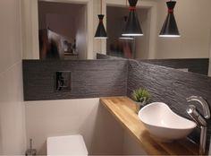 jesienna - Mała łazienka w bloku bez okna, styl minimalistyczny - zdjęcie od NaNovo