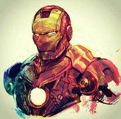 He was born on May and turns 48 today. Marvel Comics Art, Marvel Heroes, Anime Comics, Marvel Avengers, Iron Man Kunst, Iron Man Art, Comic Books Art, Comic Art, Ironman