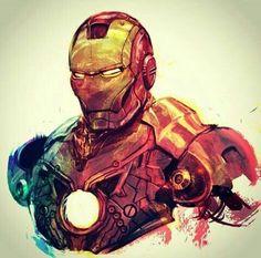 Iron Man #Art