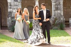 Love the black & white!!! Allure Romance reveal best lace wedding dresses for 2015 – style 2767