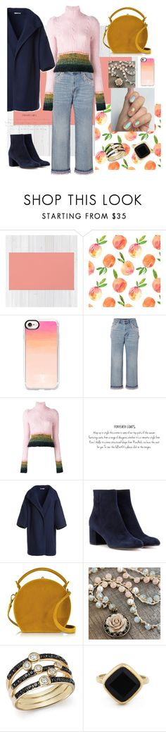 """#newmenewstyle"" by yeenie ❤ liked on Polyvore featuring Casetify, Marc Jacobs, A.F. Vandevorst, Alice + Olivia, Gianvito Rossi, Bertoni, Sweet Romance, Bloomingdale's, Sole Society and bertonni1949"