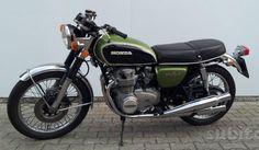 Honda Four 1971 Classica