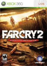 Boxshot: Far Cry 2 by UbiSoft