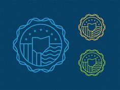 Ohio Passport Seal
