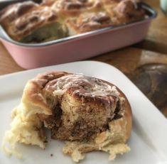 Mit Eierlikör Banana Bread, Muffin, Breakfast, Desserts, Food, Play Dough, Milk, Kuchen, Recipies