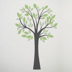 CoCaLo® Julian Mix & Match Jumbo Tree Wall Decal - BedBathandBeyond.com