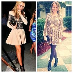 Get Jennifer Lawrence's style for just $78! http://fussstyle.com/shop/clothing/see-her-dance-dress/