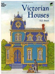 Victorian Houses (Dover Pictorial Archives) von A. G. Smith http://www.amazon.de/dp/0486415511/ref=cm_sw_r_pi_dp_LNnfxb1278Z9Y
