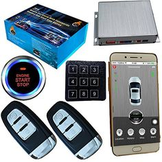 1129 Best Car Alarm Systems Images In 2017 Alarm System