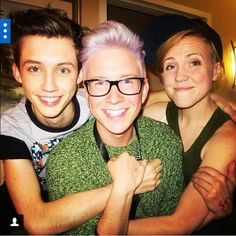 Troye tyler and hanna hart