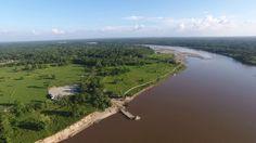 AMAZING RIVER PUTUMAYO-PUERTO ASIS PHANTOM DJI
