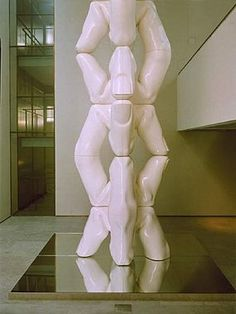 Kimmo Kaivanto / Chain Statues, Ballet Shoes, Sculptures, Paintings, Chain, Modern, Fashion, Art, Moda