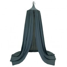 Numero 74 Bed canopy - grey blue `One size Details : Cotton, To be fixed with a hook to the ceiling (non included), Handcrafted, Traditionally dyed * Composition : 100% Cotton gauze * Color : Grey blue * Height : 200 cm, Diameter : 54 cm. * Ma http://www.MightGet.com/january-2017-13/numero-74-bed-canopy--grey-blue-one-size.asp