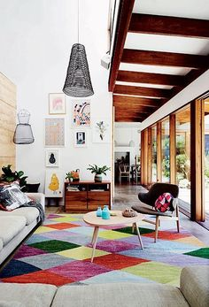 Playful Interiors: 12 Cheery Rooms Full of Ideas to Borrow