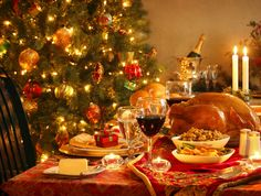 Christmas Foods Around the World | MYSA