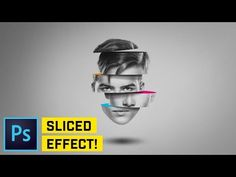 Sliced Head Manipulation - Photoshop CC Tutorial - YouTube