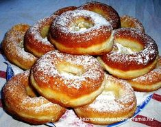 farsangi fánk Bagel, Bread, Food, Brot, Essen, Baking, Meals, Breads, Buns