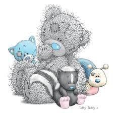 Bildergebnis für blue nose friends und tatty bear