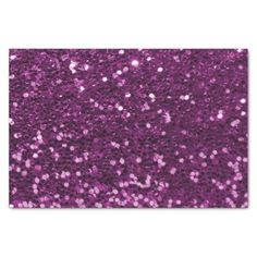Purple Faux Glitter Sparkles Tissue Paper - fancy gifts cool gift ideas unique special diy customize