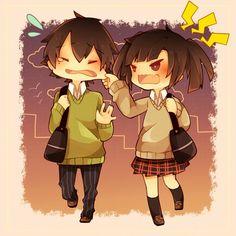Haruka & Takane