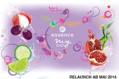 Russkajas Beautyblog: Preview - Essence My Skin Relaunch MAI 2014