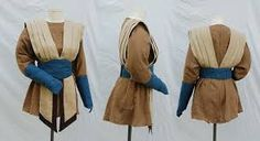 how to make a jedi costume