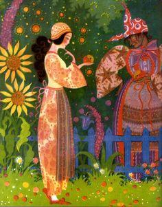 Snow White by Wanda Zeigner-Ebel