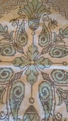 Hand Embroidery, Elsa, 1, Patterns, Rugs, Antiques, Decor, Block Prints, Farmhouse Rugs