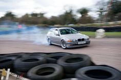 BMW 540i Touring factory 6 speed comp spec drift car in Cars, Motorcycles &…