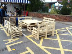Furniture from Pallet Furniture UK