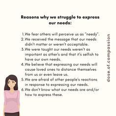 Selfish, We Need, Mental Health, Believe, Messages, Teaching, Words, Education