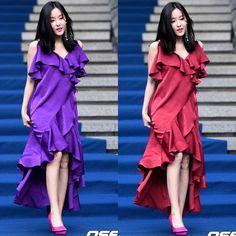"363 Likes, 1 Comments - T♔ARA - 티아라 (@t_aratastic) on Instagram: ""180322 F/W HERA Seoul Fashion Week #YCH #hyomin #효민 #Seoulfashionweek __ #티아라 #TARA  #QUEENS…"""