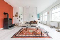 Refrescante y divertido apartamento en Berlín