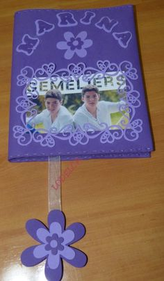 Funda de cuaderno Gemeliers