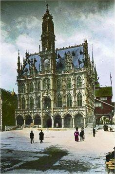 Belgian Pavillion - Exposition universelle de 1900, Paris