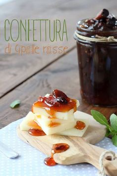 Chutney, Pesto, Jam And Jelly, Finger Food Appetizers, I Love Food, Soul Food, Food Hacks, Italian Recipes, Food To Make