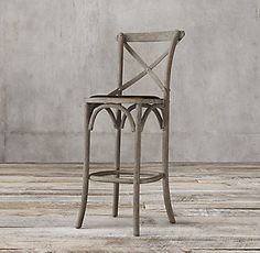 Beautiful Restoration Hardware Madeline Bar Stools