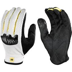 Mavic Stratos Glove White S  Mens * Want additional info? Click on the image.(This is an Amazon affiliate link and I receive a commission for the sales)
