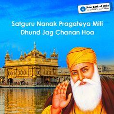 Wishing everyone a very happy #GuruNanakJayanti. #GuruNanakJayanti #GuruPurab #GuruNankJayanti2016 #GuruNanak